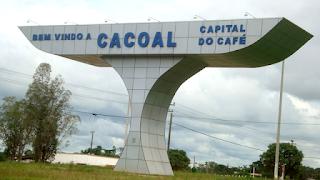 Processo Seletivo Prefeitura de Cacoal-RO 2018