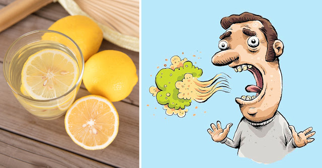Good Breath Using Just A Lemon