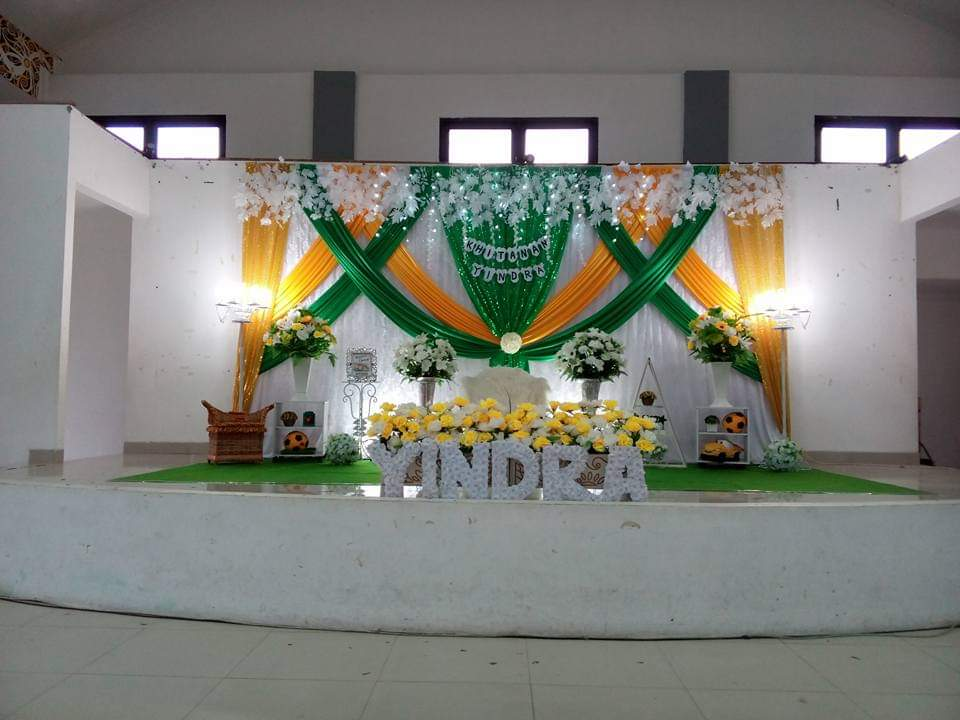 Jasa Vendor Dekorasi Bunga Pelaminan 031