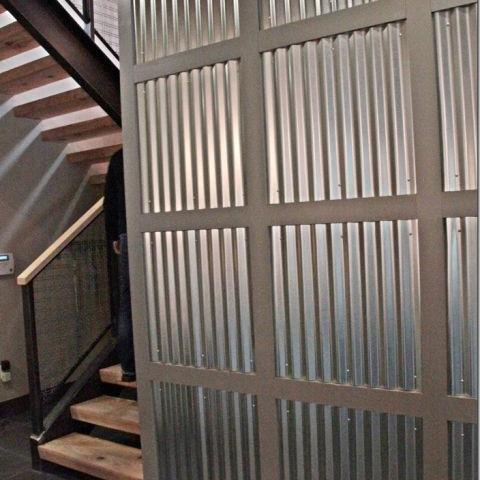 duvar dekorsyonu metal duvar