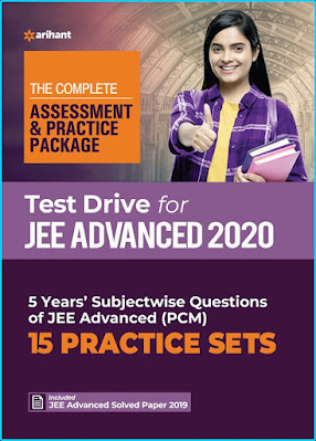 Download Arihant JEE Advanced Test Drive Ebook Pdf for Free