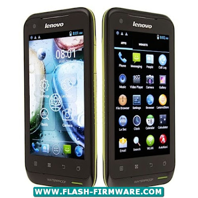 Cara Flashing Lenovo A660 Bootloop