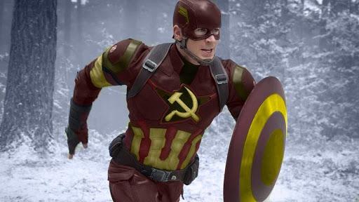 Disney turns Captain America into Anti America