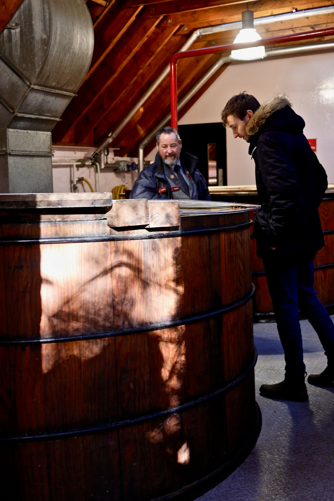 The Famous Grouse Experience at Glenturret Distillery tour