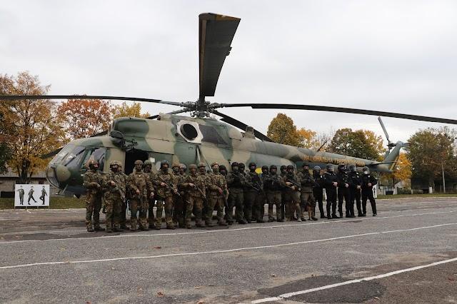 МВС залучило всі сили та авіацію для забезпечення безпеки у день виборів