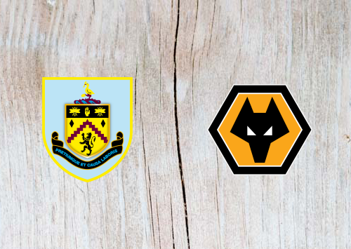 Burnley vs Wolves - Highlights 30 March 2019