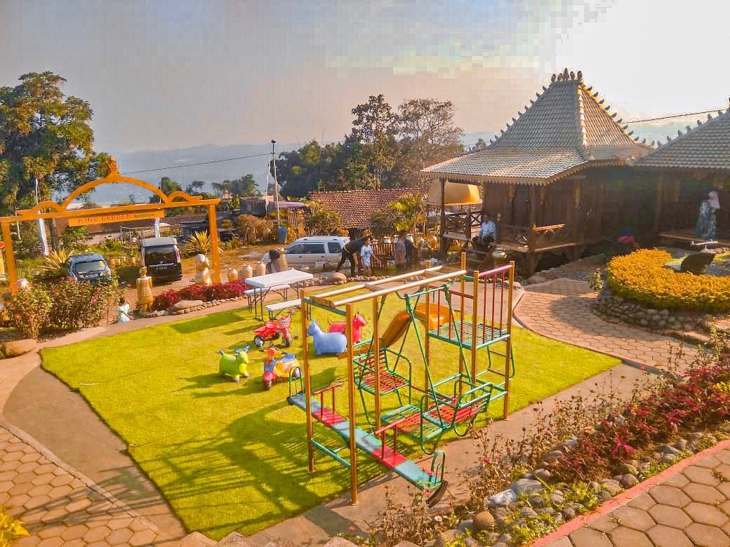 Lokasi King Garden Bandungan