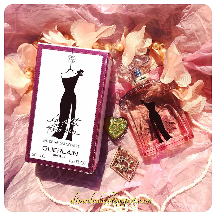 dadd941fa8b I am not much of a perfume collector. I only own two perfumes right now.  This beauty happens to be one of them. The packaging of the Guerlain  fragrance is ...