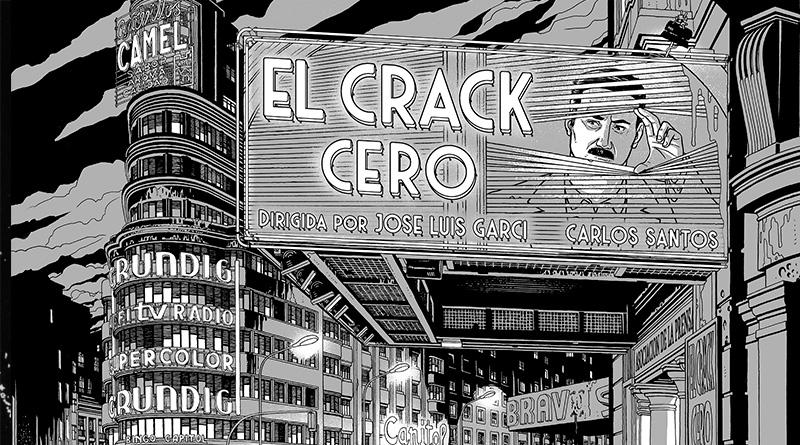 El crack cero: José Luis Garci imparte una lección de buen cine negro