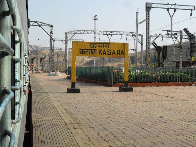 मुम्बई से भुसावल पैसेंजर ट्रेन यात्रा
