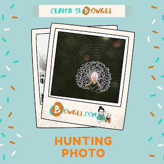cerita si bowgel hunting photo