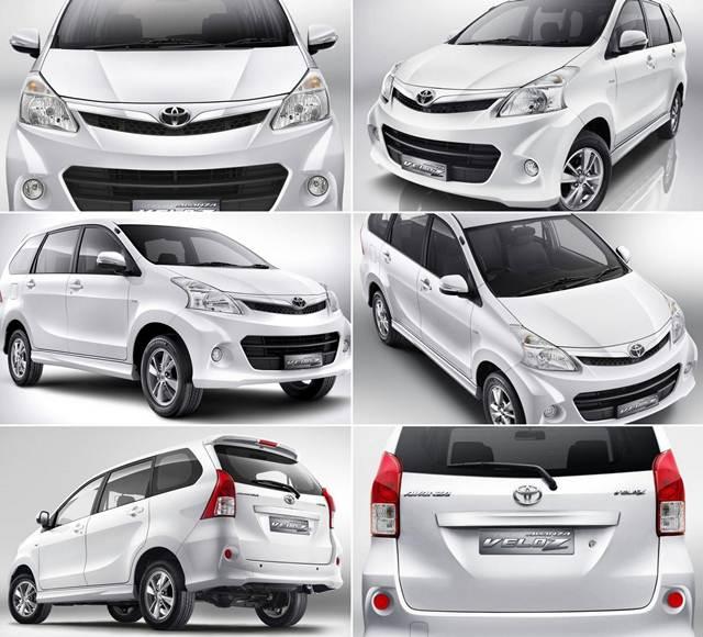 Daftar Harga Mobil Baru Dan Bekas Semua Merk Daftar Harga Otr Toyota Avanza 2013