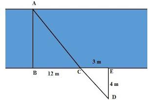 Contoh Soal Cerita Matematika Tentang Kesebangunan