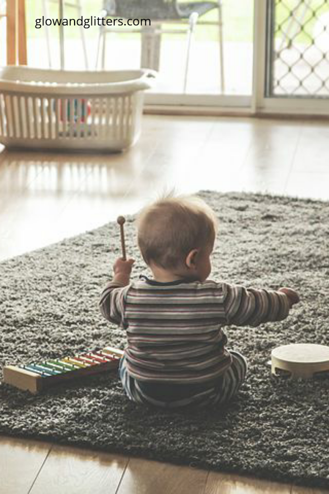 Cosy Nursery rugs and playing mat ideas