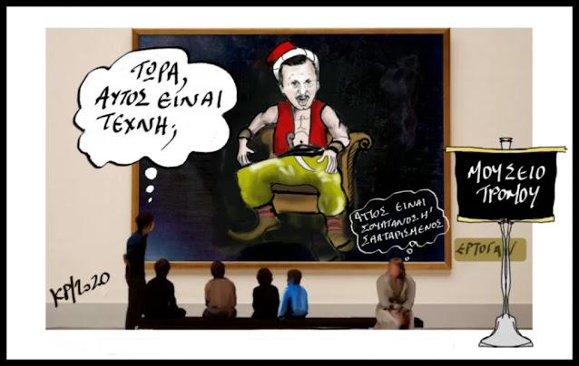 Nedim Gürsel: «Ο Ερντογάν δεν διστάζει να χρησιμοποιήσει το παρελθόν»