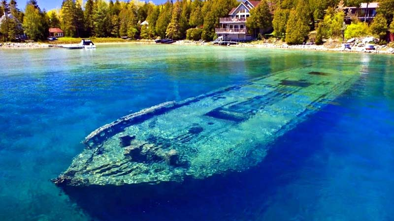 10 Sunken Ships You Need To Explore