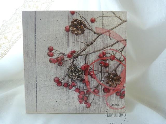 herbaciarka drewniana
