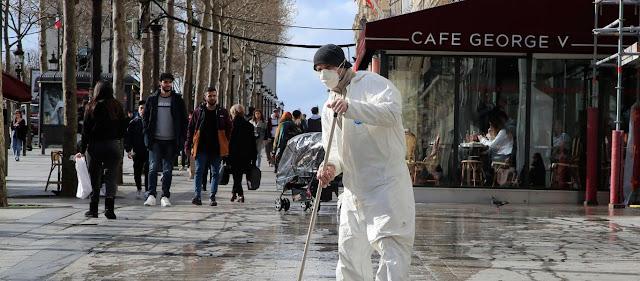 Ομολογία-σοκ από την Κομισιόν: «Ο κορωνοϊός δεν είναι απειλή υψηλού επιπέδου»