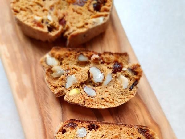 Fındıklı Glutensiz Biscotti