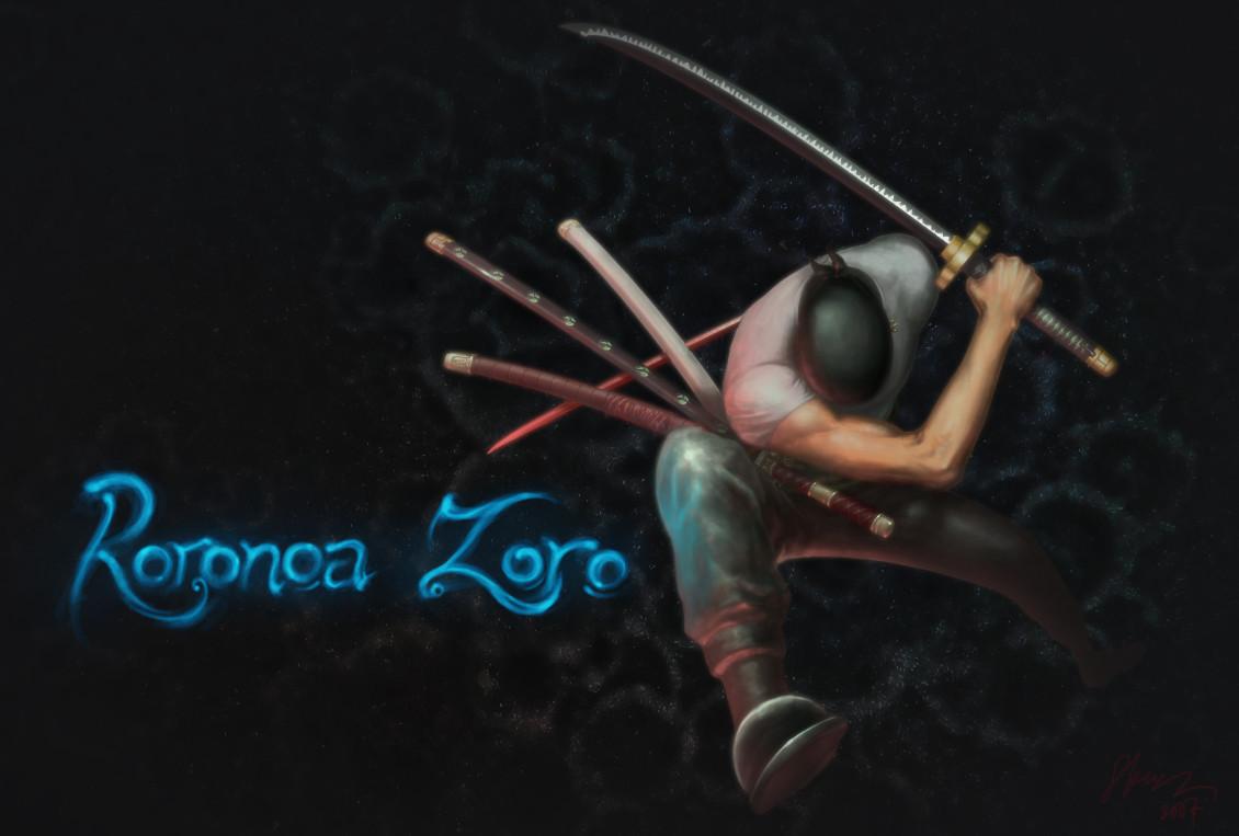 Free Download Anime Wallpaper One Piece Roronoa Zoro Free