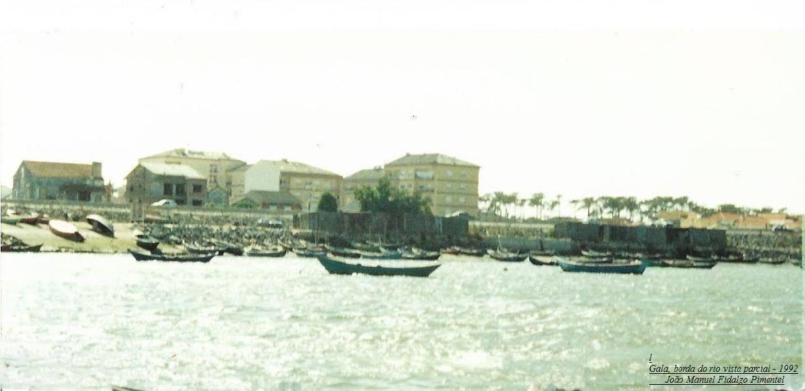 Gala no início dos anos 90