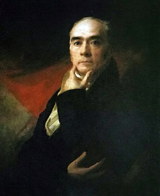 Henry Raeburn, Self Portrait, Portraits of Painters, Fine arts, Portraits of painters blog, Paintings of Henry Raeburn, Painter Henry