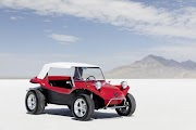 Volkswagen's legendary Buggy is back on electric