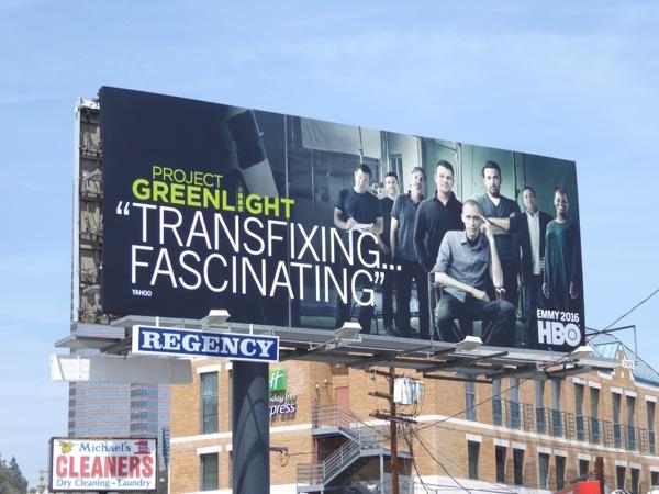 Project Greenlight 2016 HBO Emmy billboard