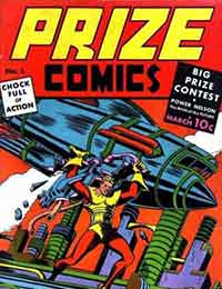 Read Prize Comics comic online