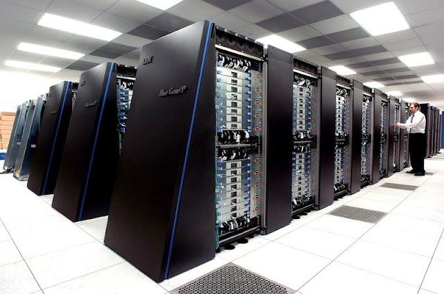 الحاسب المركزي mainframe