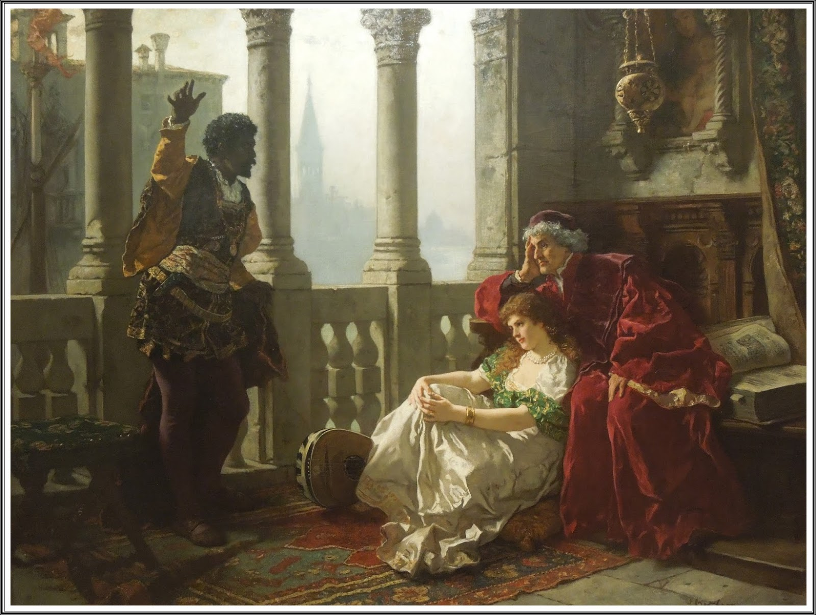 Laufschuhe an vorderster Front der Zeit gut kaufen Le Prince Lointain: Carl Ludwig Friedrich Becker (1820-1900 ...