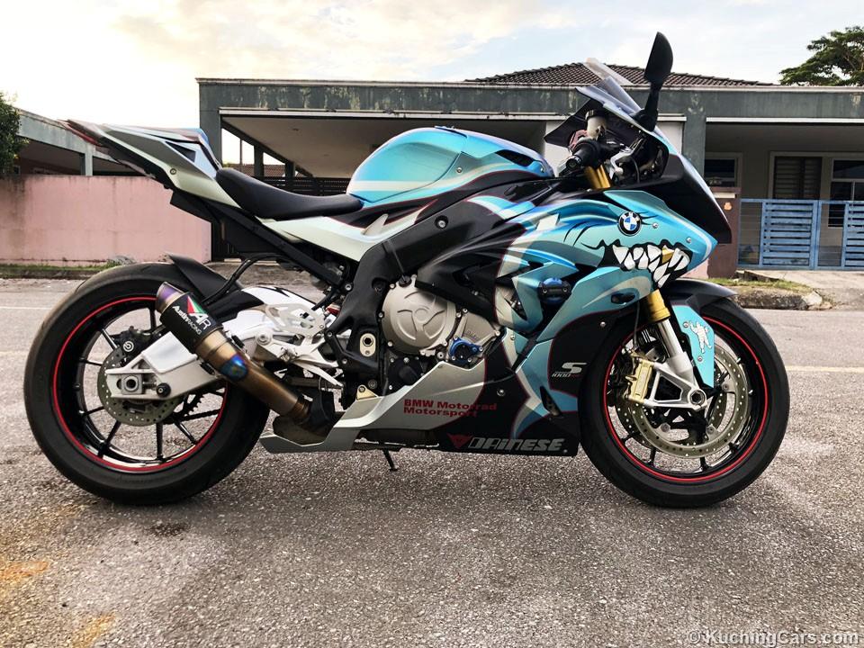 2017 bmw s1000rr sport superbike blue. Black Bedroom Furniture Sets. Home Design Ideas
