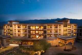 Ladakh 5-star Hotel
