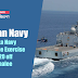 Indian Navy – Sri Lanka Navy Maritime Exercise SLINEX-20 off Trincomalee