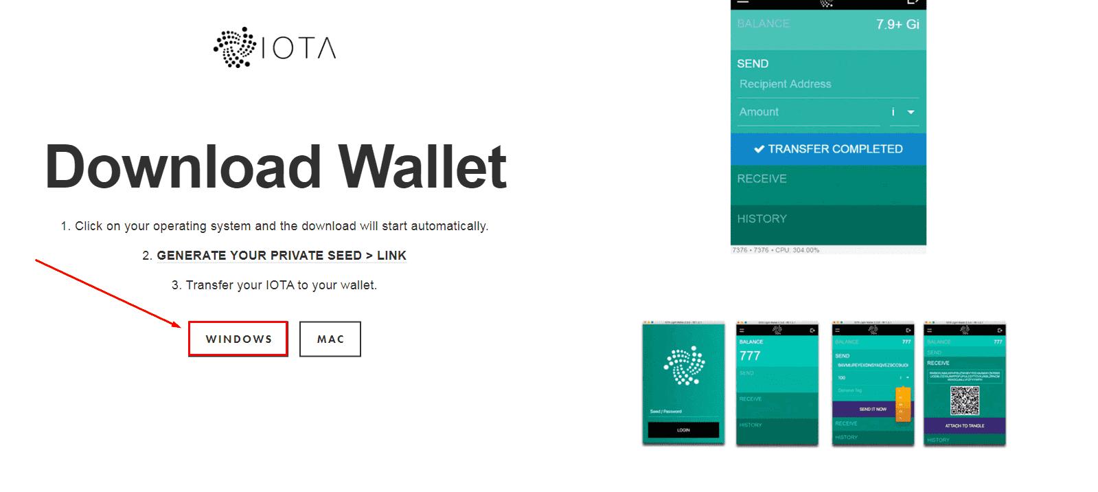 IOTA Wallet 1