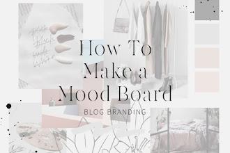 Blog Branding   Πως να φτιάξεις ένα Mood Board