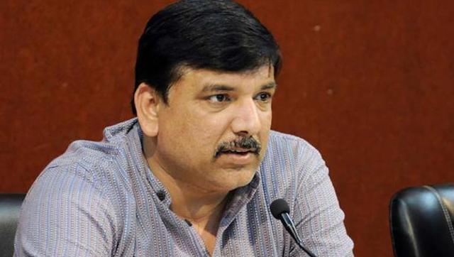 हमारे संपर्क में BJP के तीनों CM उम्मीदवार: AAP सांसद संजय सिंह  - newsonfloor.com
