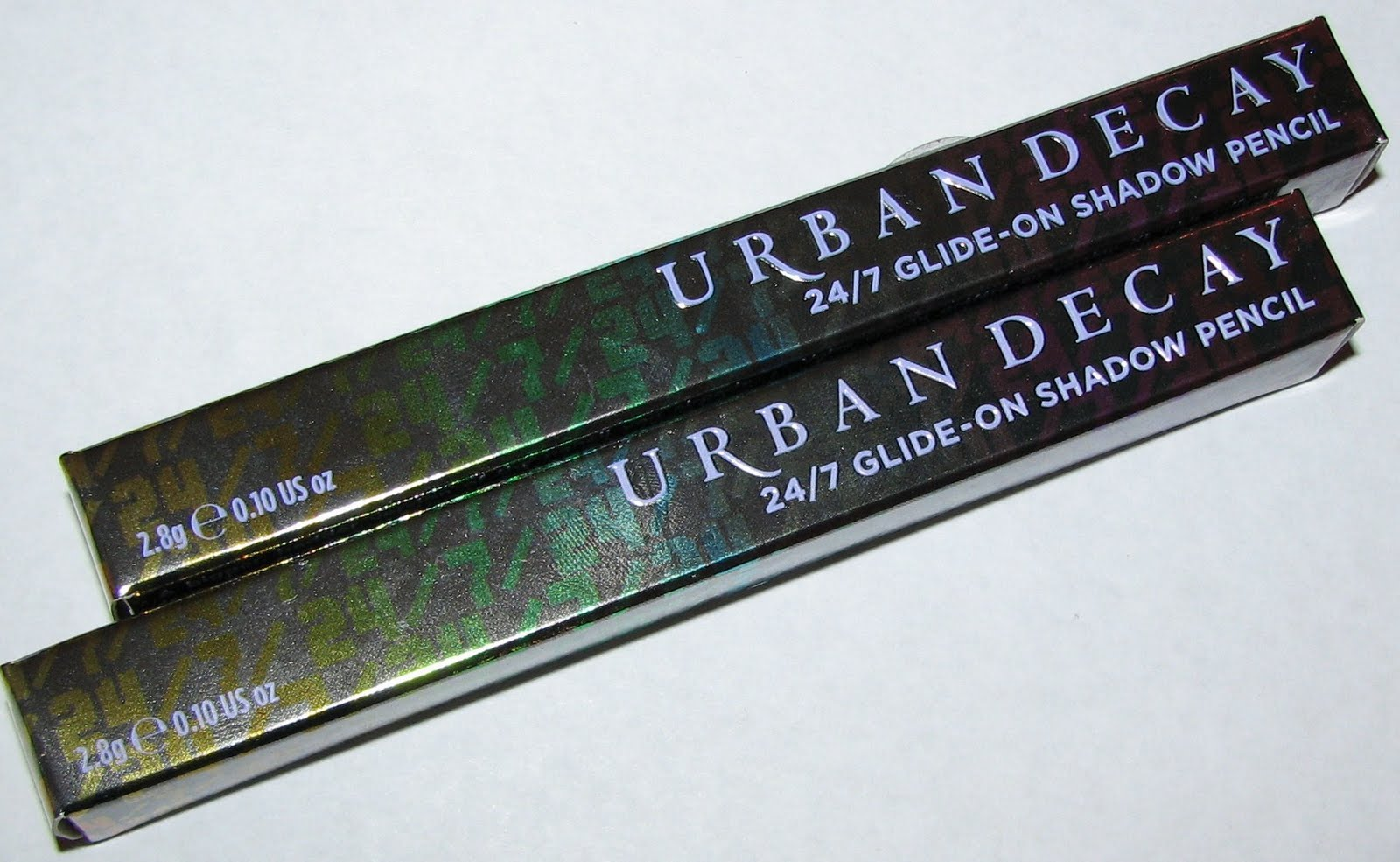 Urban Decay 24/7 Shadow Pencil Review, Swatches, Photos
