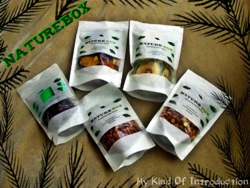 Subscription Box Healthy Food