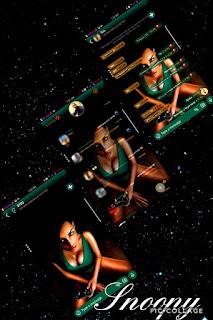 Girl Sexy On Green Theme For YOWhatsApp & Fouad WhatsApp By Jorge