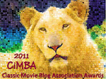 Click the CiMBA logo to view nominees & winners for 2011