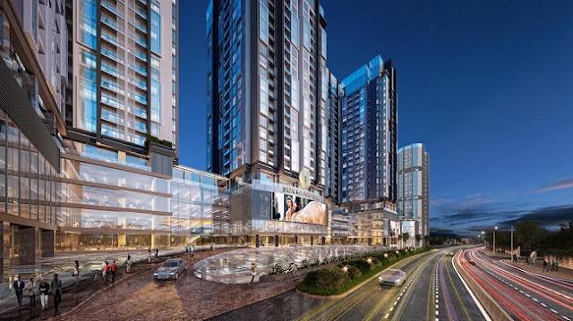 Tổ hợp dự án chung cư số 3 Lương Yên