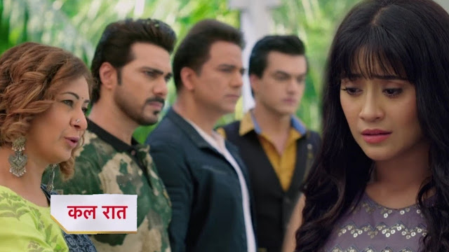 Very Very shocking twist ahead in Yeh Rishta Kya Kehlata Hai