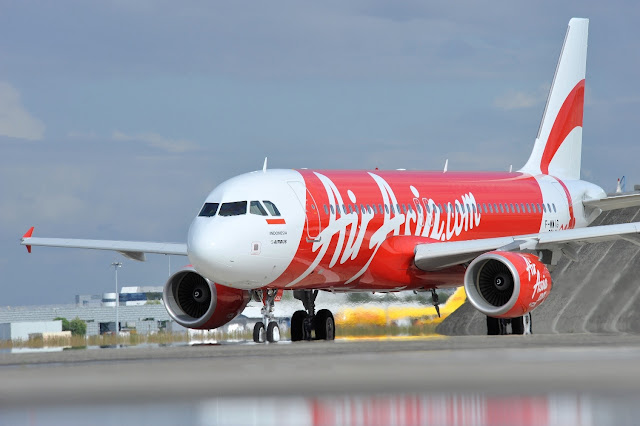 Pesawat AirAsia Foto: Getty Images