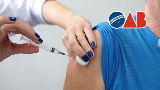 oab stf compra vacinas registro anvisa