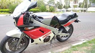 Jual moge Yamaha Fzr 400