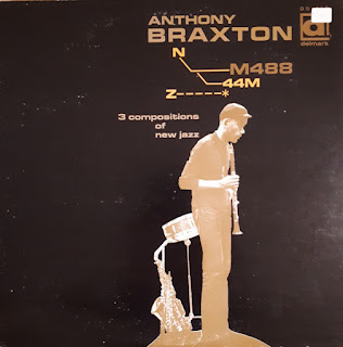 Anthony Braxton, 3 Compositions of New Jazz