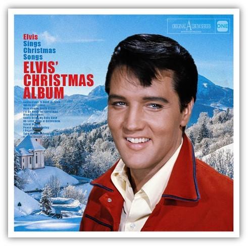 Elvis Presley Elvis Christmas Album.Music Of Elvis Presley Elvis Christmas Album