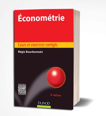 économétrie cours et exercices corrigés