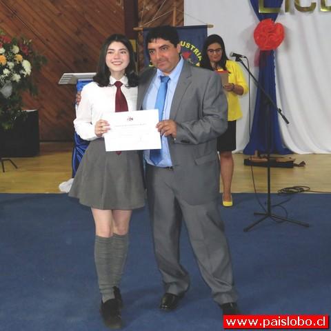 Licenciatura de cuartos medios en el Liceo Industrial Osorno